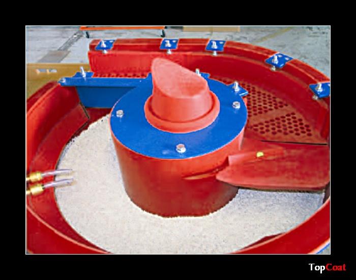 TopCoat GmbH für Oberflächenveredelung